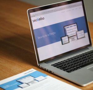 Secombo Website Symbolbild